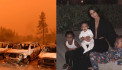 California wildfires: Nine dead in most destructive inferno in century while celebrities flee Malibu mansions