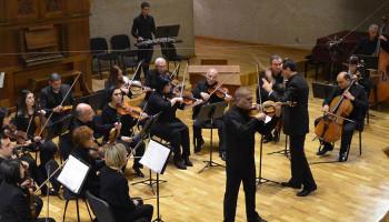 Կամերային նվագախումբը հիմնադրի 85-ամյակի առթիվ հանդես է եկել մեծ համերգով
