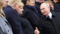 Трамп обсудил с Путиным ДРСМД в Париже