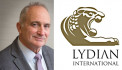 Lydian chairperson resigns