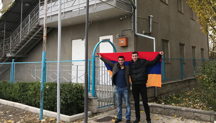 В Ереване прошла акция протеста против «Свидетелей Иеговы»