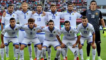 Հայտնի է Հայաստանի հավաքականի հայտացուցակը