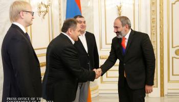 Հայաստանում կստեղծվի գյուղատնտեսական տեխնիկայի արտադրություն