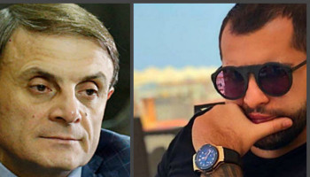 Валерий Осипян: Сын Александра Саргсяна, Нарек Саргсян, рано или поздно будет обнаружен