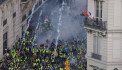 575 arrested as 'yellow vests' clash with police in Paris protest