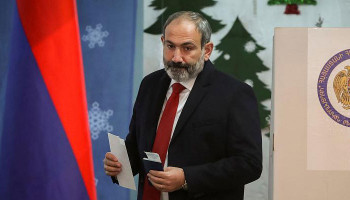 Armenia election: Who is Nikol Pashinyan?