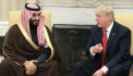 Trump says standing by Saudi crown prince despite pleas from Senate
