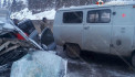 Մանրամասներ՝ Սյունիքի մարզում տեղի ունեցած խոշոր ավտովթարից