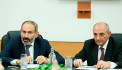 Meeting with Acting Prime Minister of the Republic of Armenia Nikol Pashinyan