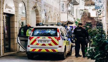 """СМИ: """"страсбургский стрелок"""" рассказал таксисту, что действовал ради мести"""