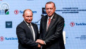 Erdoğan ve Putin'in diplomasi trafiği
