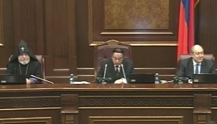 Стартовало первое заседание парламента Армении 7-го созыва. ПРЯМОЕ ВКЛЮЧЕНИЕ