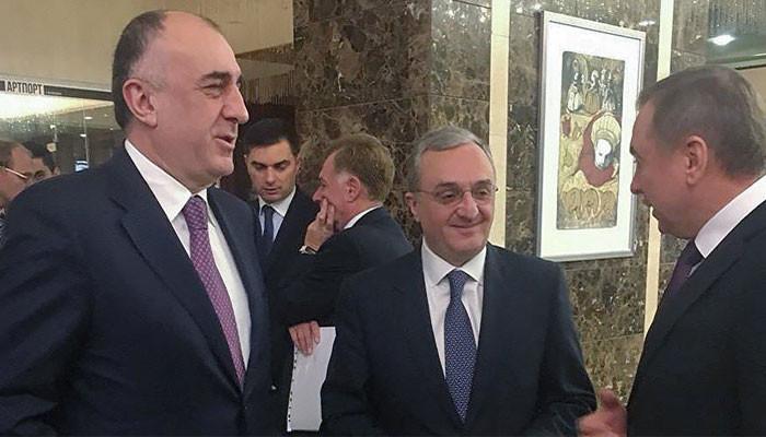 Mnatsakanyan will meet with Mammadyarov on Jan 16 in Paris