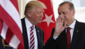 "Trump called on Turkey ""not to turn bad"" with the Kurds in Syria"