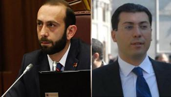Арарат Мирзоян ответил Микаелу Минасяну