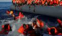 Akdeniz'de yılın ilk sığınmacı faciası: 117 ölü