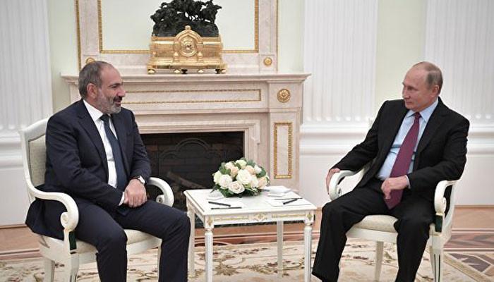 """Пашинян: Армения договорилась с """"Газпромом"""" о сохранении внутреннего тарифа на газ"""