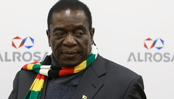 Mnangagwa lashes security forces, protesters over violent protests