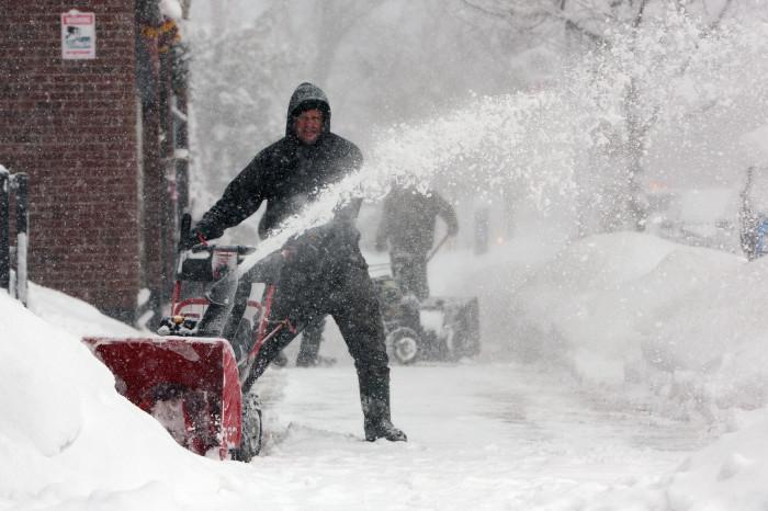 Вследствие аномальных морозов в США погибли 21 человек