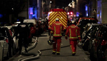 Paris fire service says seven people are dead
