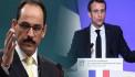 Kalın'dan Fransa Cumhurbaşkanı Macron'a 'Ermeni Soykırımı' Tepkisi