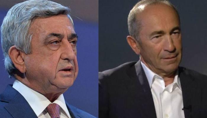 Սերժ Սարգսյանը ցուցմունք է տվել Քոչարյանի դեմ