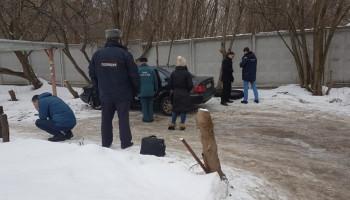 В Калуге ребенок сгорел в автомобиле