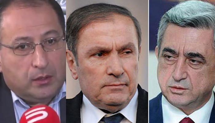 Адвокат Роберта Кочаряна о Левоне Тер-Петросяне и Серже Саргсяне
