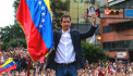 Venezuela's self-proclaimed 'president' Guaido isn't ruling out 'authorizing' US intervention