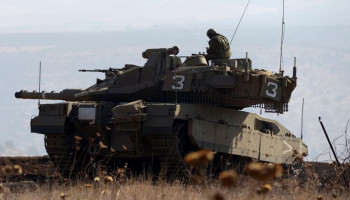 Syria reports Israeli attacks near southern border