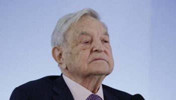 The EU looks like the Soviet Union in 1991, Soros says