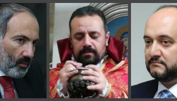 """""""Чтобы я не занимался бизнесом, содержите меня как царя"""": гнилой поп из епархии брата католикоса призывает паству обеспечить ему жизнь миллионера, чтобы он честно служил Богу"""