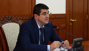 Arayik Haroutyunyan released from the position of the advisor to the Artsakh Republic president