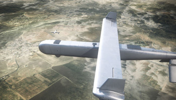 Israel Aerospace Industries unveils 'Mini Harpy,' its new loitering munition