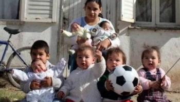 17-ամյա աղջիկն արդեն լույս աշխարհ է բերել 7 երեխայի