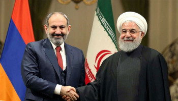 "Nikol Pashinyan: ""Yerevan is ready to play a role in transit of Iranian gas"""