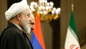 Iran ready to export more gas to Armenia: Rouhani