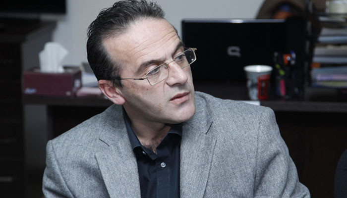 Артур Сакунц: СНБ есть дело до всех, но я не вижу структуры, которой есть дело до нее самой