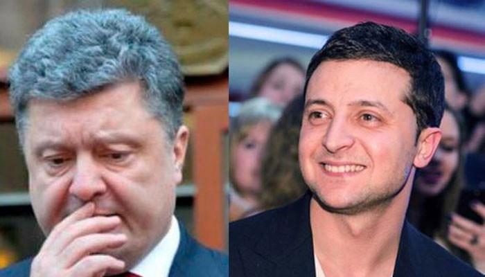 Зеленский пообещал тюрьму для Порошенко