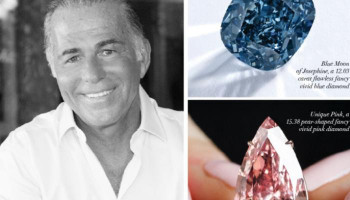 Billionaire diamond trader Ehud Arye Laniado, 65, dies during penis enlargement surgery that triggered 'heart attack' at Paris clinic