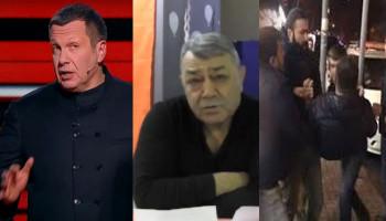 Սոլովյովը՝ Ռուբեն Հախվերդյանի հայտարարության և Նարեկ Մալյանին աղբամանը նետելու փորձի մասին