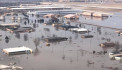 Nebraska's Offutt Air Force Base Inundated by Floodwaters