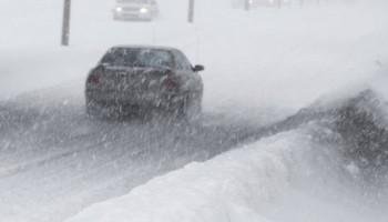 Սևանի ավտոճանապարհներին և Դիլիջանի ոլորաններում ձյուն է տեղում