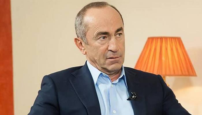 Рассмотрение апелляционной жалобы на арест Роберта Кочаряна продолжается