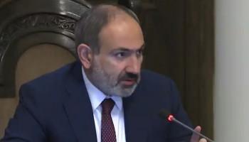 Никол Пашинян: Пусть никто не поддается искушению почуствовать силу контрудара правительства на своей челюсти