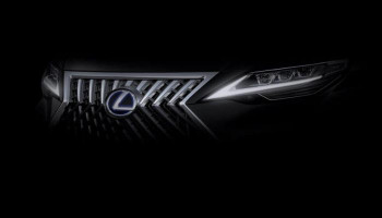 Is This Our First Look At A Luxury Lexus Minivan?