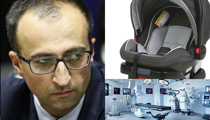 «Կառավարության նիստում երկու կարևոր որոշում է ընդունվել»․ Արսեն Թորոսյան