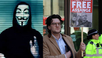 Anonymous Message To The Captors Of Julian Assange