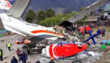 At least three killed in Summit Air plane crash at Lukla airport http://bit.ly/2KB0n4K