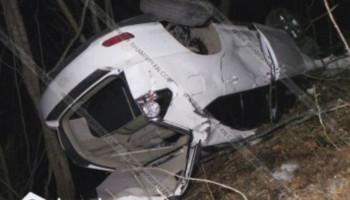 Վաղարշապատում դաժանաբար սպանվածի Lexus-ը հայտնաբերվել է Դիլիջանի ոլորաններում՝ վթարի ենթարկված